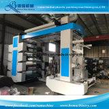 Mesa de la máquina de impresión flexográfica Servilleta
