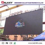 P4/P5/P6 visualización video del alquiler LED/pared/pantalla al aire libre a todo color para la demostración/la etapa/la conferencia/el concierto del fabricante experimentado