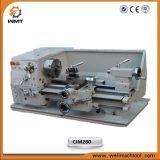 Máquina de alta velocidad del torno del metal Cjm280 con Ce