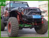 Zwarte Staal van de Bumper van Jk het Voor voor Jeep Wrangler