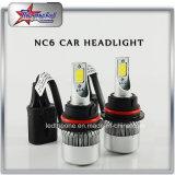 차 기관자전차 고/저 광속 9004를 위한 공장 가격 LED 헤드라이트 9007 H13 H4 LED 헤드라이트 전구