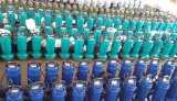 0.5 Pompe à eau submersible électrique de HP Qdx