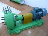 Pompe centrifuge chimique de fluor d'IHF