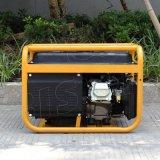 La gasolina portable 5000W 5kv 5kw de la fábrica del OEM del bisonte (China) del motor refrigerado aprobado del Ce pulsa los generadores caseros