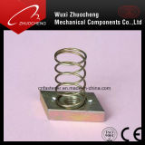 Qualität rostfreies Steel304 316 Sprung-Muttern