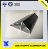 Trente-huit profils a d'aluminium