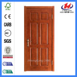 Portello di legno moderno interno di legno vuoto/solido composito della melammina