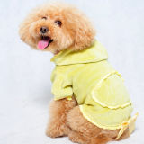 De goedkope Laag van Hoodie van de Hond van het Fluweel van de Prijs