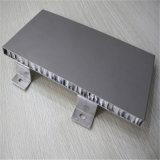 El panel de aluminio Ahp del panal para el revestimiento de la pared de cortina (HR438)