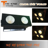 2X100W COB Audience Blinder LED Studio Equipment