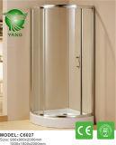 角のシャワーのドアの高品質の簡単なシャワー機構