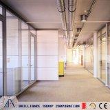 Verdelen van het Gehard glas van het aluminium - Modulair & Gemakkelijk om in het Huis of het Bureau te passen