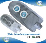 Lámpara del camino de /LED de la luz de calle de la MAZORCA LED de la aprobación 50/60/70/80W del precio competitivo Ce/RoHS de Yaye 18 con la garantía 3/5years