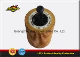 Filtro de petróleo de las piezas del motor de los recambios 071115562c para VW Audi