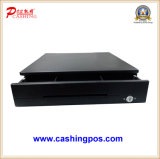 5 Bills 8 Moedas ou 4 Bills 8 Moedas Metal Cash Register / Drawer / Box com ABS Plastic Cash Tray