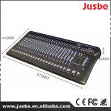 Jusbe Jb-L24 24 채널 직업적인 오디오 믹서 +4V 최대 DSP 힘 믹서