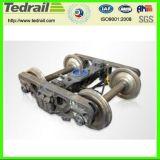 Carrello ferroviario di controllo di giro di Tedrail (tipo T1)