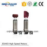 Scanner Galvo haute vitesse Jd1403 pour marque laser laser
