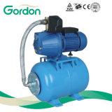 Pompa ad acqua autoadescante dell'acciaio inossidabile del getto con il manometro