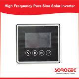 inversor de la potencia 2kVA con la visualización del LCD con el cargador solar de 40A MPPT