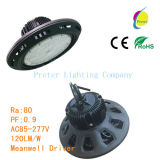 baia del driver LED di 120lm/W 120W Meanwell alta