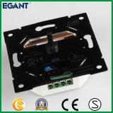 Interruptor del amortiguador del material plástico de la PC