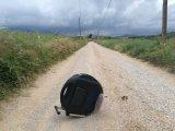 新しい小型スマートな電気Unicycleのバランスのスクーター2の車輪はUnicycle、黒、白い青に動力を与えた。 金。 赤、緑