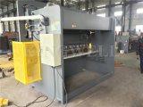 Freno de la prensa del metal de hoja del precio bajo, máquina plegable del metal, máquina de acero de la carpeta del metal