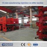Prensa hidráulica de acero de la banda transportadora/prensa de vulcanización del transportador de goma para 1200*10000m m