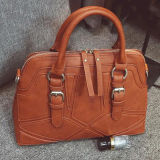 Sac d'emballage promotionnel de marque de créateur de sac à main célèbre de dames Sy7935