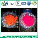 Colorant orange d'unité centrale pour la mousse