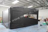 Aufblasbarer Film-Projektions-Zelt-Bereich für Projektionen