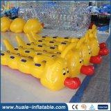 卸し売り膨脹可能なユニコーンのプールの浮遊物、膨脹可能で巨大な水おもちゃ