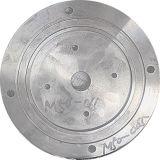 Los discos de acero inoxidable con mecanizado CNC