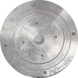 Edelstahl-Platten mit der CNC maschinellen Bearbeitung