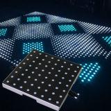 Diodo emissor de luz interativo Dance Floor do controle profissional de /SD do PC