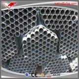 Heißes BAD Q235 galvanisierte Gi-Stahlkonstruktion-Rohre für Gewächshaus