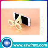 Het vouwen van Geval van de Glazen van de Werkelijkheid van het Geval Vr het Virtuele, de Virtuele 3D Glazen van de Werkelijkheid voor Mobiele Telefoon