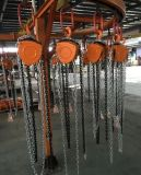 CB-B grua Chain manual de 15 toneladas com Ce GS