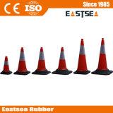 ゴム製ベースEUの標準PEの吹く交通安全の円錐形