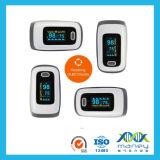 Oxymètre automatique de pouls d'OLED d'étalage de bout du doigt médical de Digitals