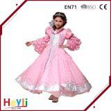 Traumleistungs-Kleidungs-Kleider der karikatur-Prinzessin-Dance Dresses Pink Stage