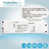 TUV 50W 700mA는 LED 운전사 일정한 현재 전력 공급을 통제했다