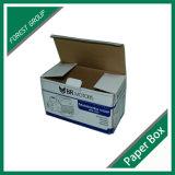 Коробка коробки бумаги Kraft напечатанная таможней