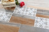 Azulejo de suelo de cerámica de la exportación de China no de la porcelana Polished caliente del resbalón 60X60