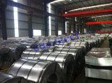 Telhas de telhadura onduladas galvanizadas de construção da chapa de aço do ferro do Alu-Zinco (0.13-1.5mm)