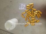 Os comprimidos da dieta com a etiqueta confidencial, erval perdem a cápsula dourada da perda de peso