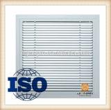 Heißes Verkaufs-Quadrat-Aluminium-Rückkehr-Luft-Gitter