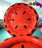 zattera gonfiabile del galleggiante del PVC di 2.5m per la sosta dell'acqua