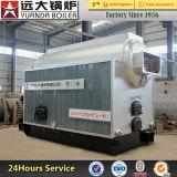 1 tonne 2 tonnes 4 tonnes 6 tonnes 8 tonnes par chaudière à vapeur allumée par charbon de pression de barre de la capacité 12 d'heure